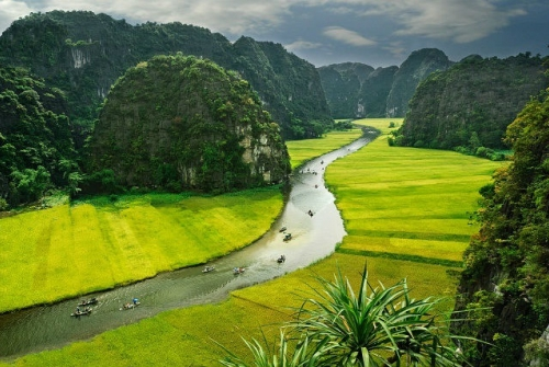 Hoa Lu - Tam Coc One Day Tour